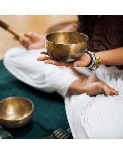 The Power of Sound for Healing with Marilyn Stanley